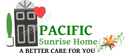 Pacific Sunrise Home