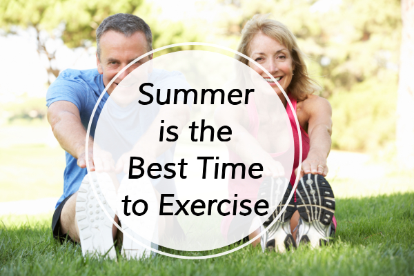 Summer is the Best Time to Exercise