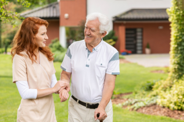 Senior Care: How to Prevent Unwanted Falls Outdoors