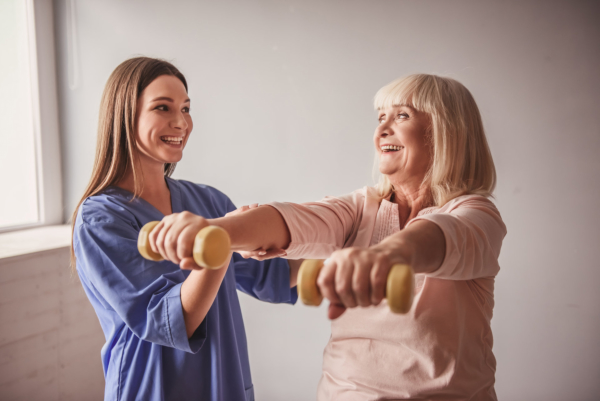 Conquering Alzheimer's with Diet and Exercise