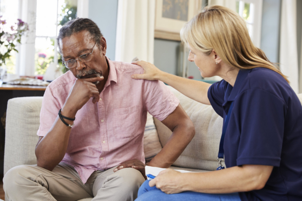 How to Deal with Aggression in Dementia Patients