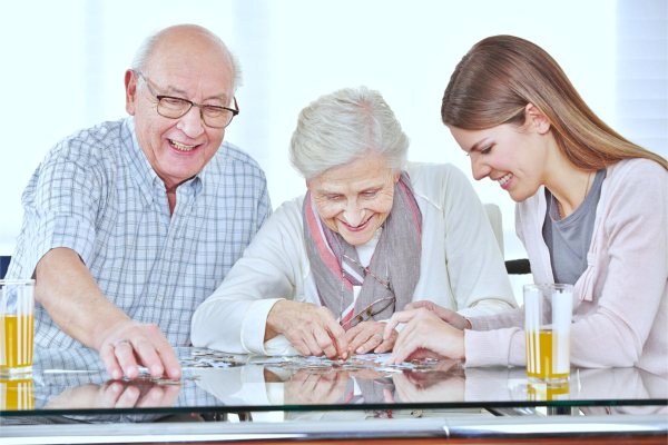 Indoor Games that Make a Senior Person Happy